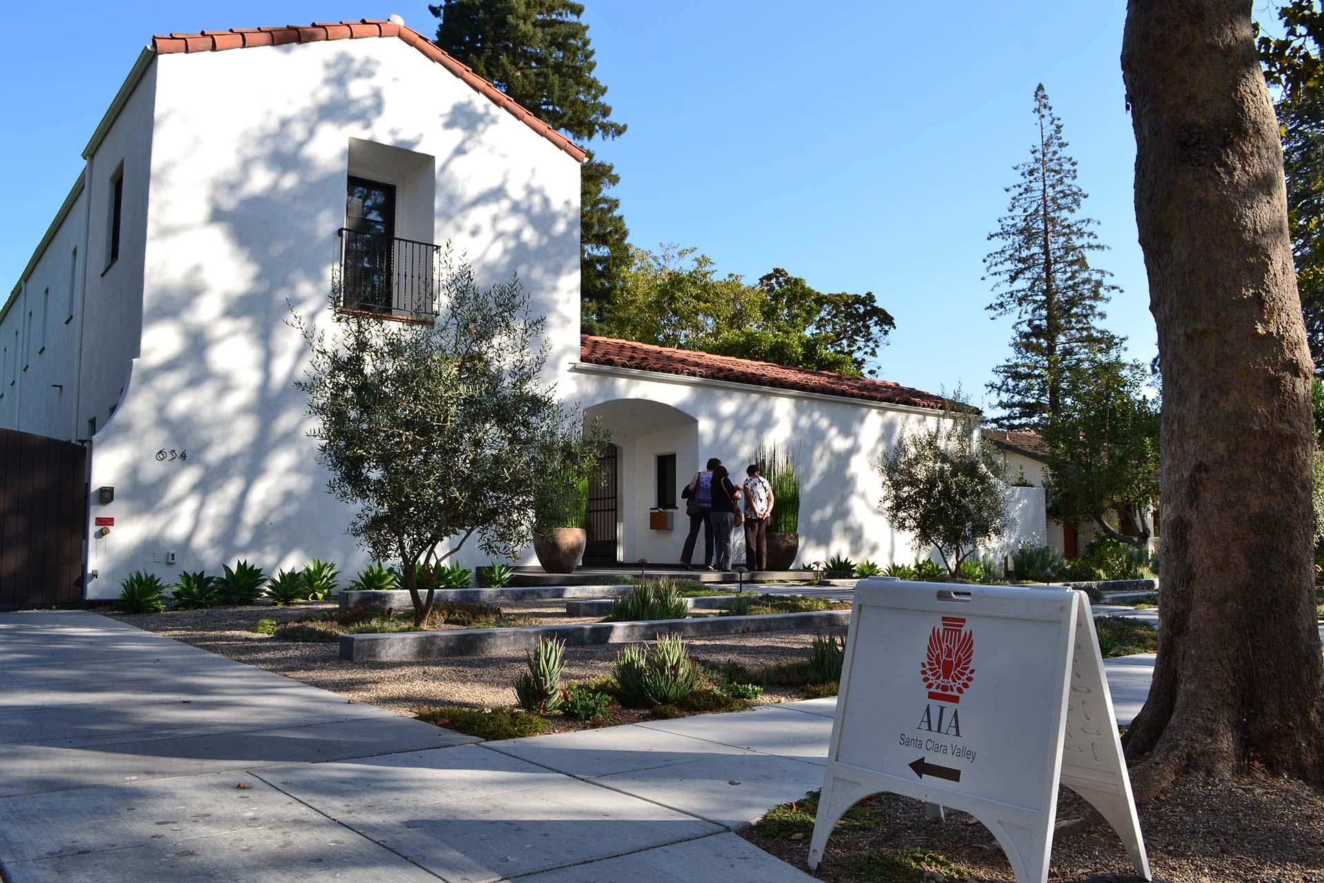 Aug 2015 AIA Santa Clara Valley Home tour