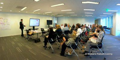 Dan McDunn, HOK, Messana Radiant Cooling, Presentation