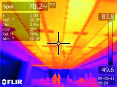 messana, ray magic, radiant panel, radaint ceiling, infrared