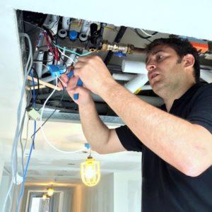 Chatham Mix-Pump Station wiring