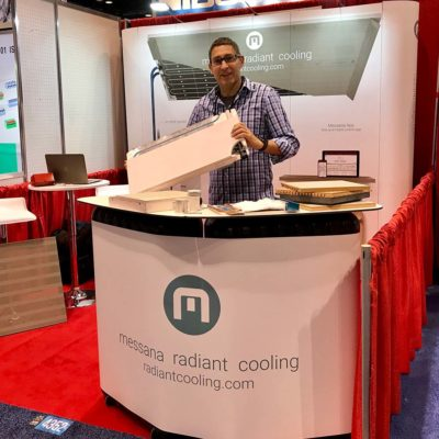 Messana exhibit at AHR Expo 2018
